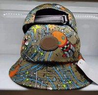 Verão dos desenhos animados de algodão lazer largo brim chapéus de viagem ao ar livre Sunshade Bucket Chapéu Letras Imprimir Pesca Caça Pescador Cap