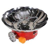 15 Windshields Fogão à prova de vento fogão cookware a gás queimadores para camping piquenique backout churrasco com estendido fogão a gás ao ar livre 741 z2