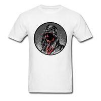 CCCCSPortBlack T 셔츠 여름 큰 크기 남성복 나쁜 얼굴 육계 티셔츠 재미 있은 sci fi tshirt on sale on Best Gift for BF 면화