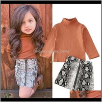 Sets Baby Baby, & Maternity Toddler Girl Spring Autumn Children Clothing High Quality Long Sleeve Top Skirt Kids Clothes For Girls Costume Dr