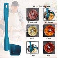 Rotierende Spatel Thermomix Entfernen Sie Portionierende Lebensmittel Multifunktions-Rotationsmisch-Trommeln Spatel Kitchen Gadgets FWB6721