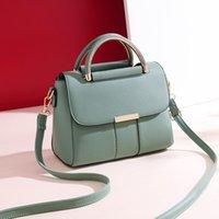 Evening Bags Luxury Female Casual Tote Bag 2021 Fashion Crossbody PU Leather Women's Designer Handbag Small Shoulder Messenger