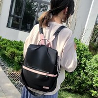 Backpack Female School Bags For Teenage Girls 2021 Nylon Travel Women Mochilas Sac A Dos Ladies Laptop Rucksack Men Bag Pack