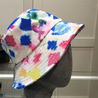 Casquette Designers Caps Hats Hombre Bonnet Gorros Graffiti Bucket Hat Sombrero gorra para mujer Snapbacks Fedora Pitted Hats Woman Luxurys Sunhat Niza