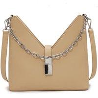 Shoulder Bags Summer For Women Ladies Commuter Baguette Handbags Female Design Crossbody Bag Brand Chain Flap