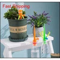 Andere Lieferungen Einstellbare Strömungsdose Control VAE Micat-Feeder Water DropPer Home Garten Blume Pflanze Bewässerungsgeräte 4NHPY ECZ3X