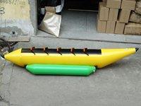 プールアクセサリーエアポンプ、膨脹可能な海の飛行魚フライフィッシュ、膨脹可能な水バナナボート