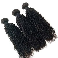 Wholesale Price 12-28inch 100% Unprocessed Kinky Curly Brazilian Hair Vendors Natural Color Tangle And Shed Free