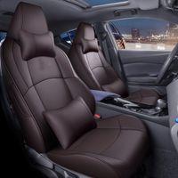Özel Araba Koltukları Kapak Toyota Seçin C-HR Araba Koltuğu Koruma Koyu Su Geçirmez Kaymaz High-end İç Oto Malzemeleri