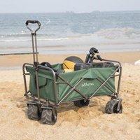 الكلب مقعد السيارة يغطي الرياضة قابلة للطي فائدة العربة حديقة عربة الشاطئ التسوق cart100l سعة كبيرة loading75kg عربة الحيوانات الأليفة