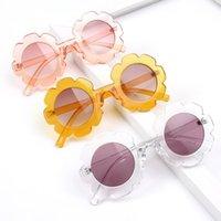 Бесплатный DHL мальчики для мальчиков мода солнцезащитные очки для детей сладкие милые кружевные очки очки очки летом пляж открытый спортивный ребенок ультрафиолетовая защита солнцезащитные очки