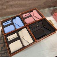 2021 Diseñador de lujo Tres piezas Un bolso de hombro Moda de mujer Moda de alta calidad Tarjeta de anillo bolsas con caja