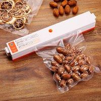 진공 식품 실러 전기 난방 220V / 110V 스낵 씰링 기계 기계 밀폐 포장 플라스틱 가방 실러 음식 가방