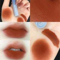 LIP GLOSS 1PCS Velvet liquide Glaçure mate lisse imperméable éclairage facile à porter Batom maquillage Cosmétiques Maquillage Dropship TSLM1