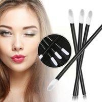 Makeup Brushes 50pcs Disposable Eyebrow Brush Eyelash Extension Mascara Set Tools Lashes Eye Lip Applicator Wand Gloss Cosm X3J9