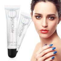 립밤 EST 유용한 플래시 썸네트 영양가있는 투명한 젤리 튜브 립글로스 모이스처 라이저 겨울 보호 입술 메이크업 투명 광택