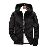 2021 힙합 스트리트 패션 디자이너 남자 자켓 가을 겨울 고품질 코트 망 긴 소매 야외 착용 의류 여성 까마귀 의류