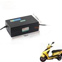 Caricabatteria con piombo a batteria ops 96v 20ah 12ah-14ah per bicicletta elettrica Bici scooter DC100-240V Uscita 118V 2.8-3a Volt