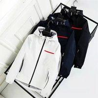 2021 Herrenjacke Luxus Mantel Designerjacke Herbst und Winter Herren Wears Windeständige Serie Klassische hochwertige Freizeit Sportbekleidung Neue Golfkleidung S3