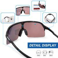 2021 4 lente polarizada óculos estrada bicicleta homens mulheres óculos de sol bicicleta mtb ciclismo goggle ao ar livre esporte dirigindo óculos UV400