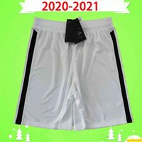 Corinthian 2020 2021 Soccer Shaps Ronaldo الكبار رجالي 20 21 المنزل أبيض كرة القدم السراويل بابلو أنتوني نيني رينالدو