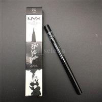 Doublure à encre NYX EPIC LIQUIDE NOIR COLOR EYLINER Crayon Etanche Maquillage longue durée 1ml