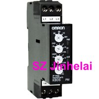 New and original K8DS-PM2 OMRON MONITORING RELAY 380-480VAC