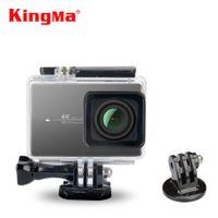 Kingma 45m Дайвинг Водонепроницаемый Чехол Водонепроницаемый Корпус для Xiaoyi Yi Действия Камера II 2 / Xiaoyi Yi 4K Спортивная камера 2 Y0720