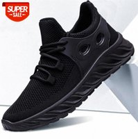 Inner-increasing casual low-top running shoes Flying woven soft sole men's Cloth sports #626s