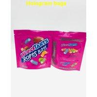 EST TARTS ROPES BITES ÇANTASI 500 mg Boş Ambalaj Torbaları Koku Çocuk Geçirmez Paketi DHL Ücretsiz JLLEWV