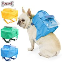 Dog Pet Self Backpack Bag Fashion Portable Carrier Collars & Leashes
