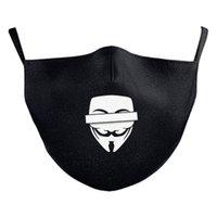 인쇄 된 V 자 모양의 싫어 죽이는 팀 승마 먼지 증거 및 자외선 차단제 여름 성인 마스크