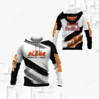 Men's Hoodies & Sweatshirts 2021 Spring Autumn Sweatshirt 3D Digital Print Men Outdoor Sports Hoodie Brand Jacket Motorcycle K, T, M, Casual