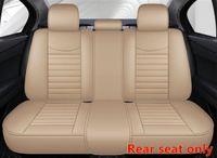 فقط المقعد الخلفي أغطية سيارة جلدية خاصة لكيا CEED 2021 سيراتو سبورتاج 3 ريو 4 سول سورينتو سبيكترا الملحقات