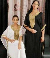 Ethnic Clothing Two Peice Set African Dashiki Women's Abaya Stylish Muslim Dubai Dribbling Embroidered Sequins Long Dress Free Size