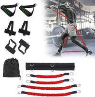 Resistance Bands Body Exercise Band Set Leg Strength Boxing Training Jump Fitness Crossfit Pull Rope Booty Bouncing Trainer