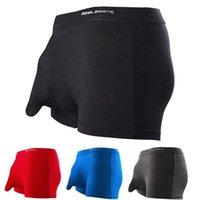 Underpants Sexy Temptation Separation U Convex Trunk Modal Elephant Underwear Men's Boxer Shorts XXXL
