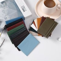 Card Holders 2021 Adisputent Fashion Ladies PU Leather Mini Wallet Key Holder Zip Coin Purse Clutch Bag Purses Thin Bags