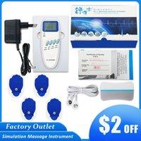 FZ-1 QuickResult Terapötik Cihaz Elektrik Stimülasyonu Masaj Akupunktur Terapi Cihazı Servikal Omurga Releks Masajı