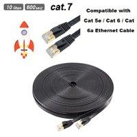 Ethernet-Kabel RJ45 CAT7 LAN-Kabel RJ45-Netzwerk für CAT6-kompatibles Patchkabel für Modem-Router-Kabel-Ethernet