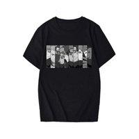 Erkek Tasarımcı T Shirt Naruto Yaz Harajuku Serin Unisex Kısa Kollu T Gömlek Japon Anime Komik Baskılı Streetwear T-shirt CX2MC50