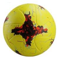Futbol Topu Resmi Boyutu 4 Boyutu 5 Futbol Topu Ligi Açık Futbol PU Deri Takım Spor Eğitim Topu Futbol Voetbal