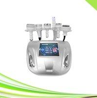 6 in 1 ultrasonic rf cavitation machine 80k slimming laser lipo machine