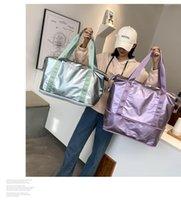 Fashion Fitness Sports Travel Bag Женщины Выходные Уикнды Работает тренажерный зал Йога Путешествия Водонепроницаемая Сумочка Сумки Дуфел