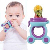 Emzikler # Bebek Meyve Sebze Silikon Bite Beslenme ve Tamamlayıcı Gıda Besleyici Anne Çocuk Ürünler