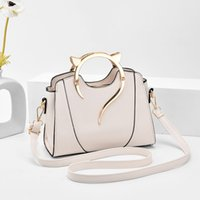 hand-held Women's fashion simple casual one shoulder women's bag