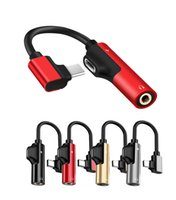 USB Type C To 3.5mm AUX Jack OTG Adapter for Huawei P30 Pro Xiaomi Mi 9 8 Se Oneplus 7 Audio Cable Headphone