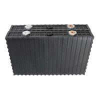 Factory Outlet Super Large Capacity Sinopoly SP-LFP-400AH RV Lifepo4 Solar Battery 400Ah 3.2V For Customize 12V 24V 48V Home Energy Storage System Caravan Van