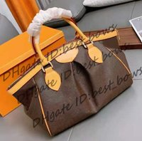 Luxurys Designers Высочайшее Качество Дамы 2021 Hobos Bag Bag Большая емкость Сумочка Женщины Мода Мать Мать Торговый кошелек Повседневная Tote Кошельки Сумки Сумки