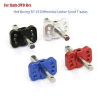 Hot Racing Te125 Differential Locker Spool Traxxas For Slash-2wd Electric Accessorie For Rustler Or Stampede Truck Rc toys parts